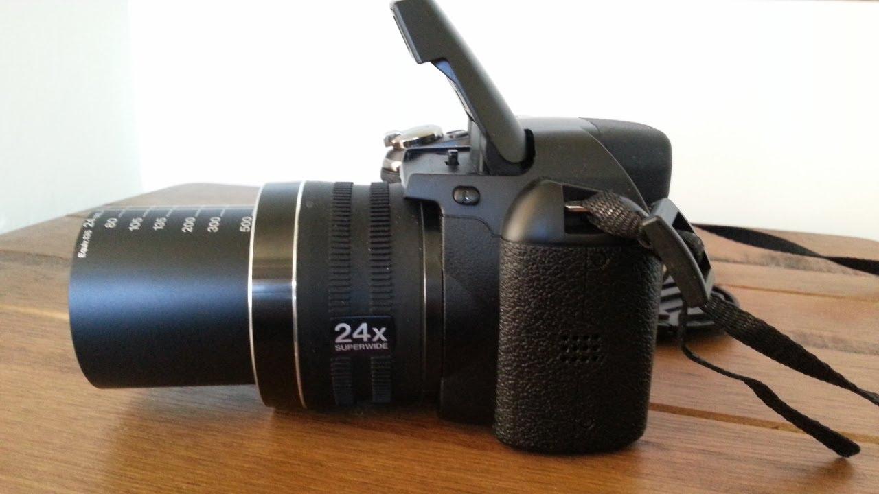 fujifilm finepix s4200 bridge camera full review and camera features rh youtube com