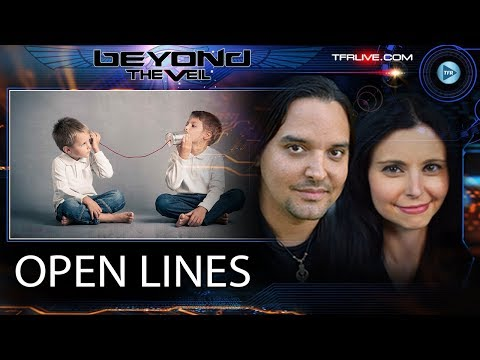 Alternatives to Ayahuasca and Open Lines - Beyond The Veil