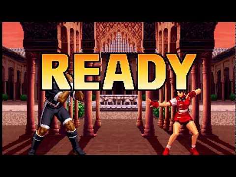 KOF 98 Lucky, Heavy D!, Brian (Historia, Ending, Gameplay, Playthrough, Walkthrough)