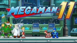 Mega Man 11 (Switch) Review (Video Game Video Review)
