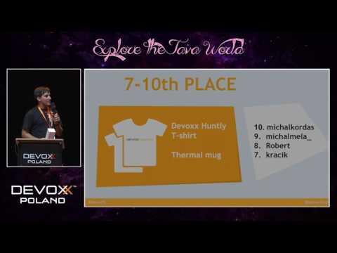 Devoxx Poland 2016 - Grzegorz Duda - Closing
