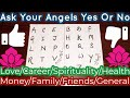 Angels ka answer Yes hai ya No | Ask Your Angels | YES or NO Pendulum - Timeless Tarot Reading 💃🕺