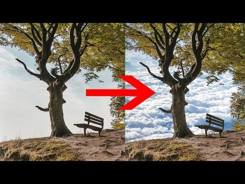 3 Minute Photoshop Tutorial - How to change the background in your photos thumbnail