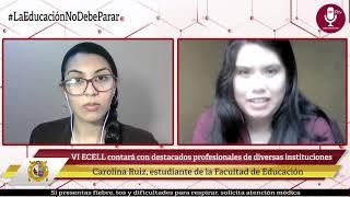 Tema: VI Encuentro Cultural Educativo Lingüístico Literario