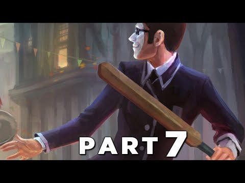 WE HAPPY FEW Walkthrough Gameplay Part 7 - LAB