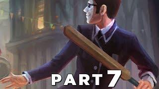 WE HAPPY FEW Walkthrough Gameplay Part 7 - LAB