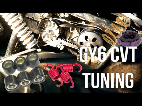 150cc Go Kart Drive Belt Replacement - YouTube