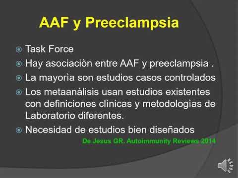 Sindrome Antifosfolido