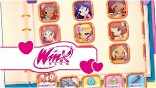 Winx Club - Tutorial App Winx Fate Principesse