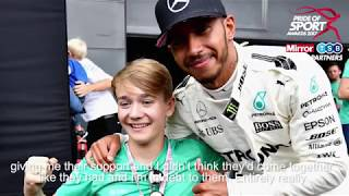 Billy Monger   Special Recognition