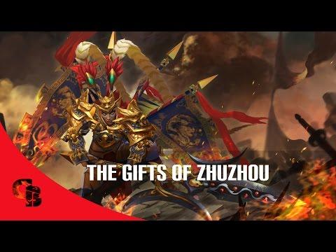 Dota 2: Store - Legion Commander - The Gifts of Zhuzhou