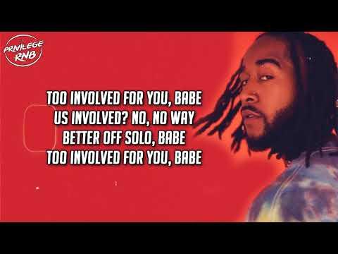 Omarion - Involved (Lyrics)