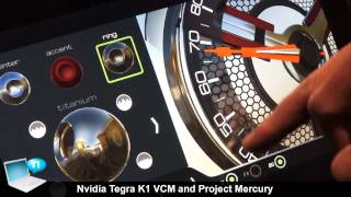 Nvidia Tegra K1 VCM and Project Mercury