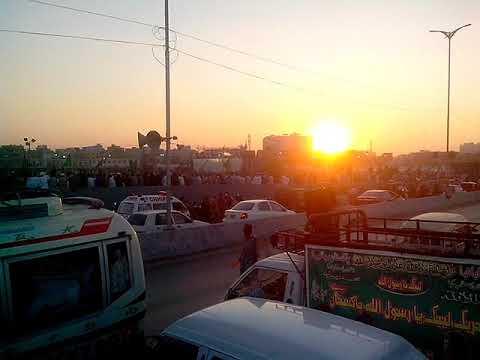 Labbak Y Rasoolullah vonfrencr in karachi