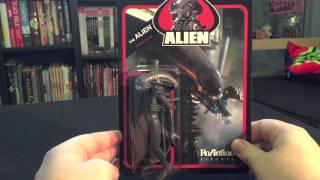 Funko ReAction Alien Figure Review