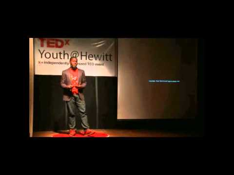 TEDxYouth@Hewitt - Tyree Dumas