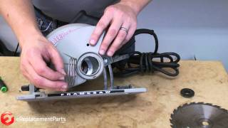 Makita 5740nb parts list and diagram ereplacementparts how to replace the blade guard on a porter cable circular saw greentooth Images