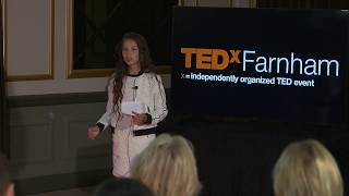 Children of Today. Leaders of Tomorrow | Austėja Neringa | TEDxFarnham