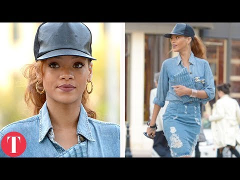 50 Rihanna Outfits That Will Give You FASHION ENVY