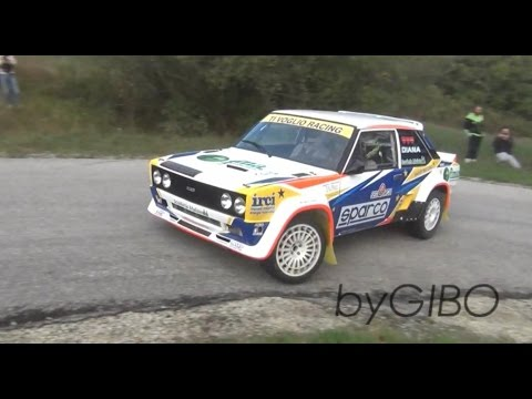 Rally Legend 2015 - Test Paolo Diana