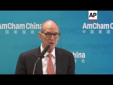 US trade group warns of China action over trade