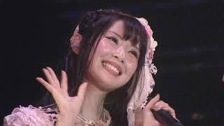 SKE48さんの「心の端のソファー」です。2018年4月28日に日本ガイシホールで行われたSKE48単独コンサート10周年突入春のファン祭り!~友達100人できるかな?