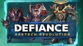 Defiance This is why you NEVER miss Dark Matter arkfalls