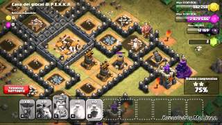 Clash of clans scalata verso il muni al 10 ep 5