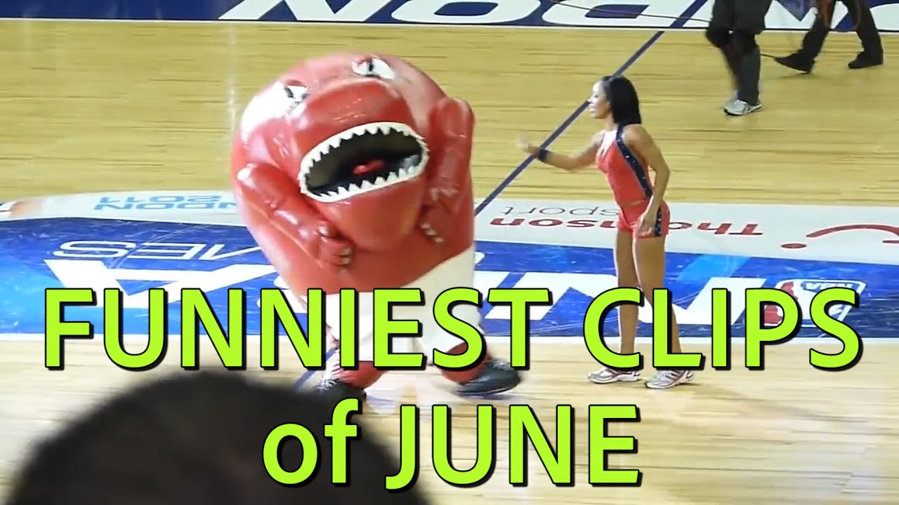 Funniest Clips of June
