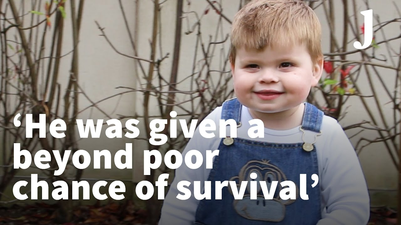 'He was given a beyond poor chance of survival - he now urgently needs a  kidney'