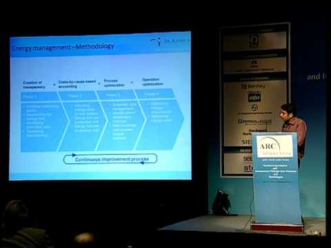 Energy Management Services by Manish Kumar, Siemens