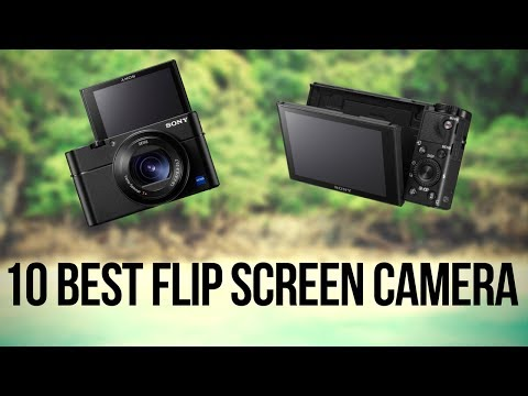 10 Best Flip Screen Camera for Vlogging.
