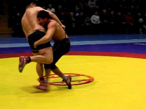 Чемпионат по бурятской борьбе 21 января 2012