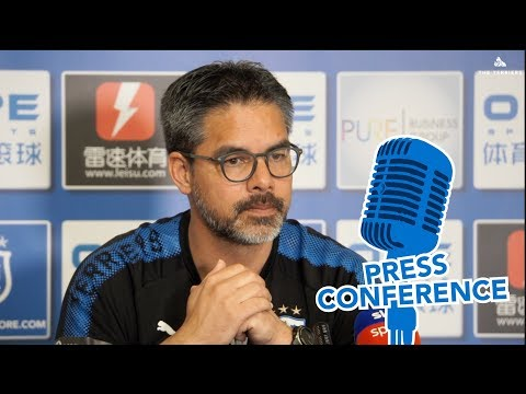 💪 WE WILL FIGHT FOR IT! PRESS CONFERENCE | David Wagner previews Chelsea