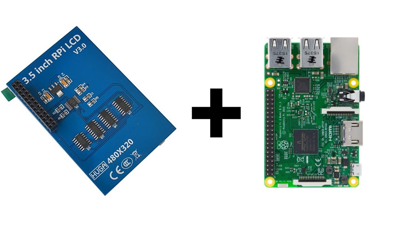 Installing LCD 3 5 (A) Driver to Raspberry Pi 3
