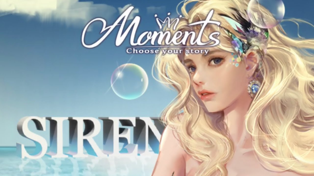 Moments: Lust Under The Moon: Siren, chapter 7