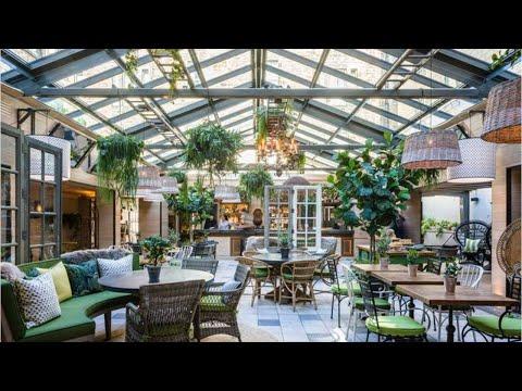 7 Breathtaking Outdoor Restaurants Around the World