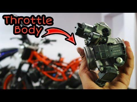 Throttle Body Cleaning : Duke 125/200/390 : Ultimate Guide