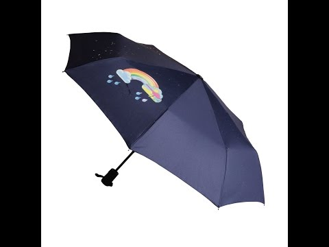 Umbrella Parapluie  Automatique Asika Saiveina 💢Vendeur AMAZON :  Jionglong keji 💢Vidéo by Kodar ®