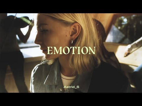 Astrid S - Emotion (Acoustic) Mp3