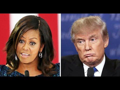 2020 Presidential Prediction: President Trump vs Michelle Obama