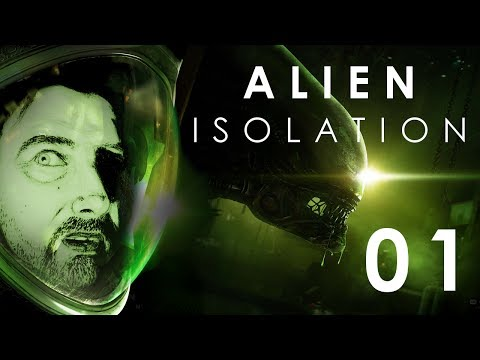 ALIEN ISOLATION 01 en live par GussDx