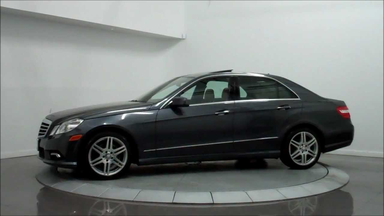 2010 mercedes benz e350 4matic amg sport youtube. Black Bedroom Furniture Sets. Home Design Ideas