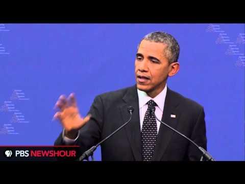 President Obama talks nuclear proliferation, NSA oversight with Dutch PM Rutte