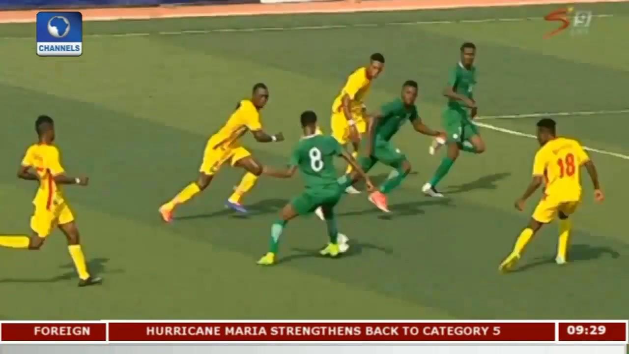 WAFU Cup: Nigeria Face Benin Republic In Semins |Sports This Morning|
