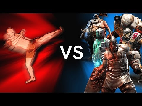 UNKILLED | Kung Fu Kick Gameplay Vs All Bosses