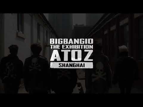 BIGBANG – 'A TO Z IN SHANGHAI' TEASER VIDEO #1