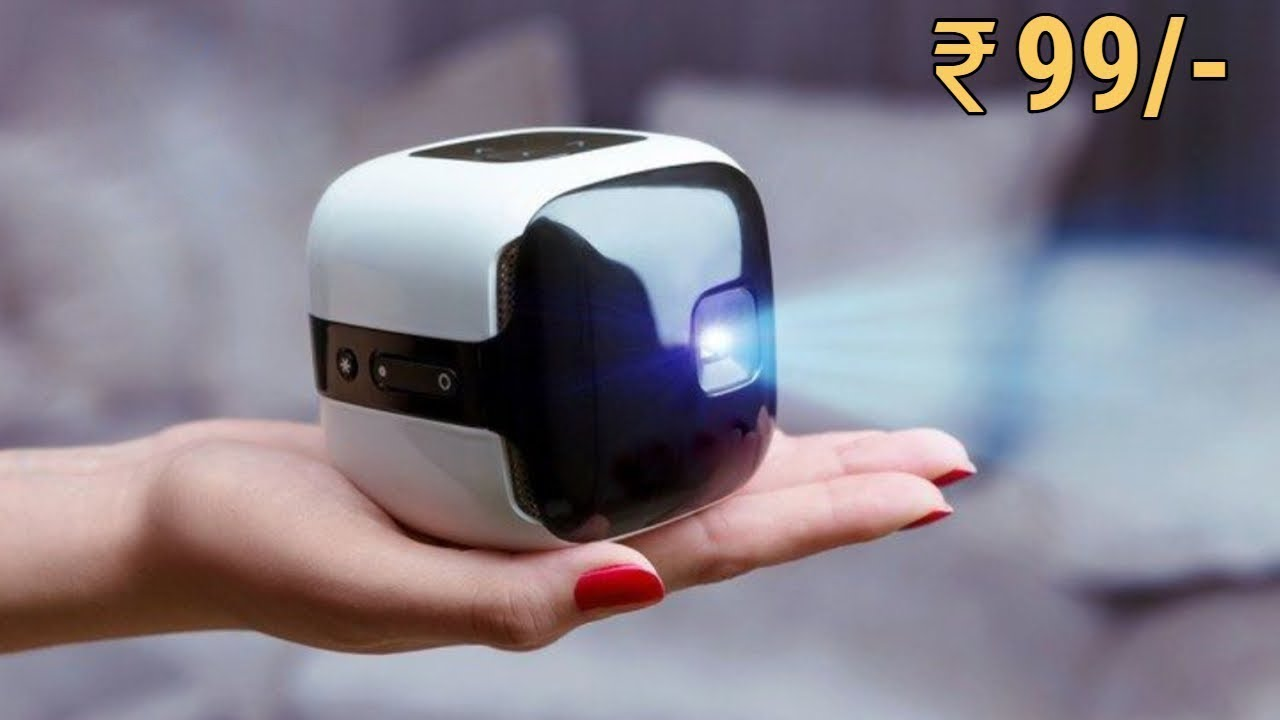 13 Amazing New Gadgets Available On Amazon India u0026 Online  Gadgets Under Rs199 Rs500 Rs10k