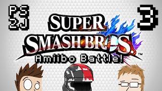 SSB4 - Amiibo Battle 3
