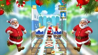 Subway Santa Surf Xmas Run (Christmas 2017)